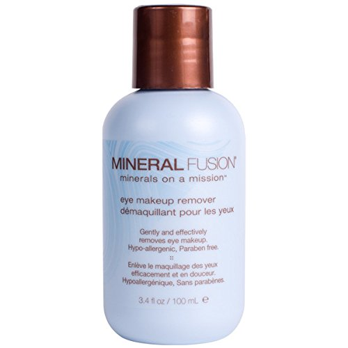 Mineral Fusion Eye Makeup Remover, 3.4 Ounce (Packaging May Vary)