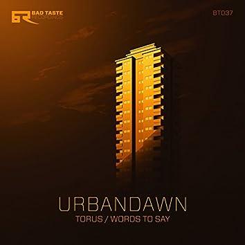 Torus / Words to Say