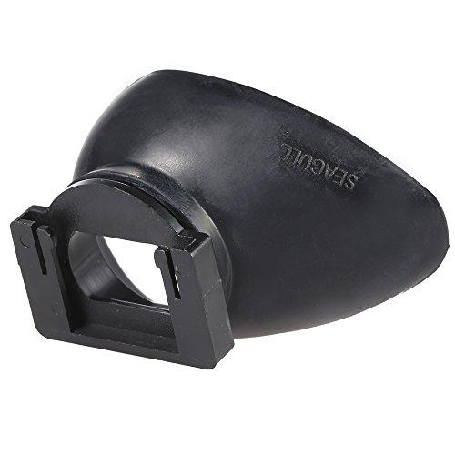 Andoer Gummi 22mm Augenmuschel für Nikon D7100 D7000 D5200 D5100 D5000 D3200 D3100 D3000 D90 D80