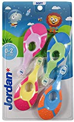 Jordan Step-1 Baby Toothbrush for toddlers