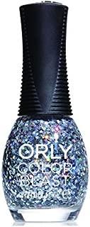Orly Nail Polish, Silver Holo Chunky Glitter, 11ml