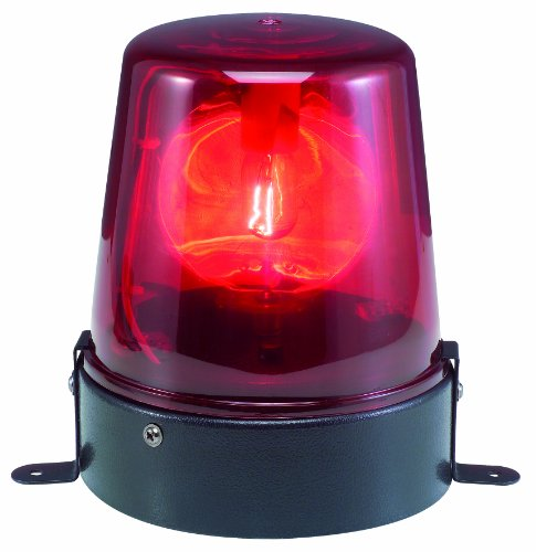 TIP 3770 Party emergency light 1x15W E14 rot 240V