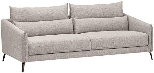 Best Amazon Brand – Rivet Berkshire Mid-Century Modern Sofa Couch, 82.6