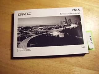 2014 GMC Terrain, Terrain Denali Owners Manual