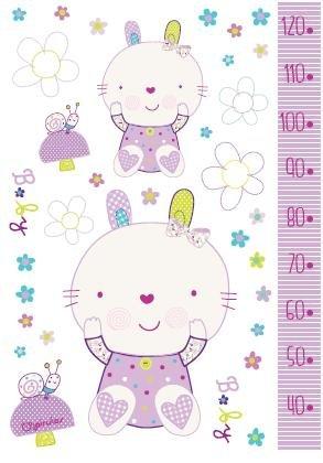 Bright Brands Sportsgoods 542 Ninette 119 21 Frise décorative pour enfant