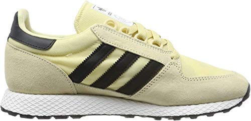 adidas Herren Forest Grove Gymnastikschuhe, Gelb Easy Yellow/Core Black/FTWR White), 46 2/3 EU