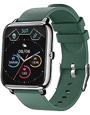 "Smartwatch, IDEALROYAL Fitness Tracker Hartslagmeter met 1,4"" Touchscreen Waterdicht, Slaapmonitor Smart Watch Bluetooth Camerabediening Sporthorloge Man Vrouw voor Android iOS"