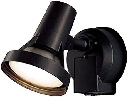 Panasonic(パナソニック電工) 【工事必要】 LEDスポットライト リモコンFreePa?センサ付 オフブラック:LGWC40100
