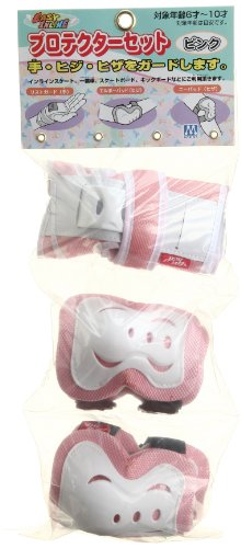 Marca Easy Inline Protector Set Pink (Japan Import)