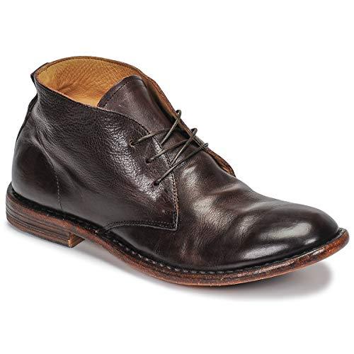 MOMA NORTH CAPE - CUSNA Enkellaarzen/Low boots heren Bruin Laarzen