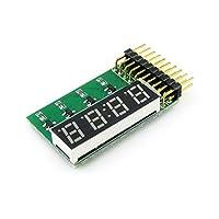 GzPuluz 拡張ボード 多機能 モジュールキット 8 SEG LEDボード モジュール拡張アクセサリー