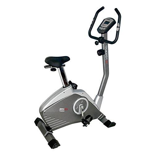 Toorx Cyclette BRX-85 Unisex Adulto, Nero, 93x23x63