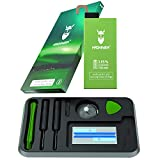 Hagnaven Batterie Li-polymère pour Galaxy S6 Edge SM-G925F | Outils Inclus LA Plus PERFORMANTE Batterie de Remplacément | Puissance du Nord | 2700mAh CELLULES DE Haute QUALITÉ