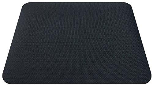 SteelSeries DeX - Tapis de souris Gaming - 320mm x 270mm x 2mm - Textile Texturé - Base Sillicone - Lavable - Noir