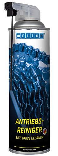 WEICON Antriebsreiniger 500 ml | Reiniger für Fahrradkette, Schaltung und Ritzel