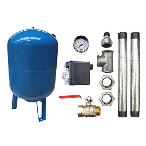 """Elbi–Kit compressore 300L–1"""""""
