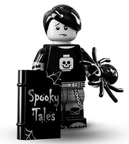 Lego Minifiguren Serie 16 - SPUK JUNGE Minifigur In säcken) 71013