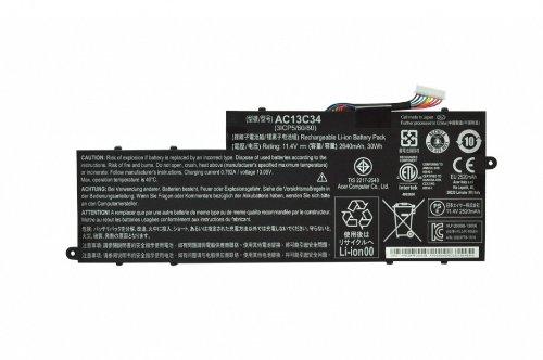 Acer AC13C34 Batterie originale pour pc portable