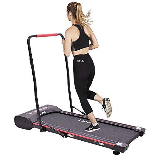 petit un compact Care Fitness-Tapis roulant électrique CT-900-Marche à domicile et marche à grande vitesse…
