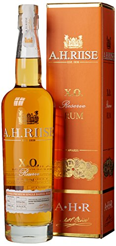 A.H. Riise XO Reserve Rum (1 x 0.7 l)