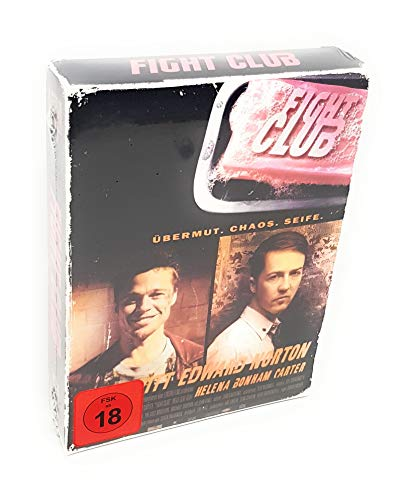 Fight Club - Exklusive Retro Tape Edition nummeriert Limitiert auf 1.111 Stück - Blu-ray