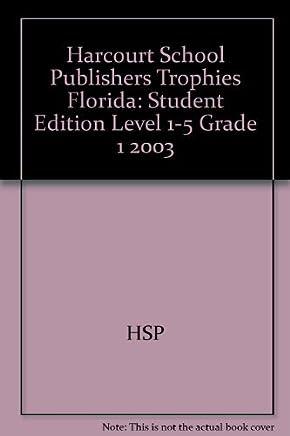 Harcourt School Publishers Trophies Florida: Student Edition Grade 4 2003 by HARCOURT SCHOOL PUBLISHERS (2002-01-01)