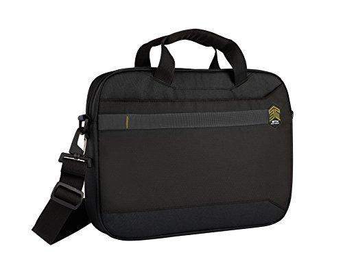 STM Chapter Messenger Bag for Laptops Up to 13-inch - Black (stm-117-169M-01)