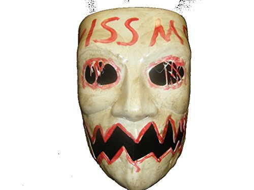 The Purge 3 – Election Year – Kiss Me Film masker! !