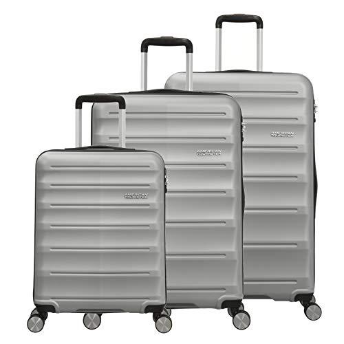 American Tourister MTO Speedlink 3 Piece Luggage Set - 55cm, 67cm, & 77cm -...
