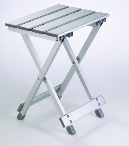 Aluminium Klapphocker Single