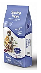 No added artificial colours or flavourings Easy to digest Highly palatable Hypo-allergenic. Wheat gluten free 29% Protein Suitable for puppies up to 9 months of age