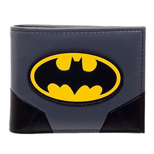 Men's Batman Gold Logo Wallet