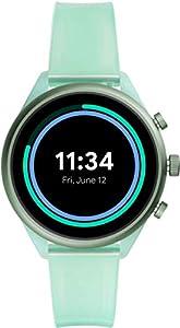 [フォッシル] 腕時計 SPORTS FTW6057 レディース 正規輸入品 グリーン