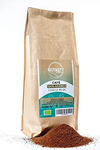 café molido 100% arábico ECOLOGICO , cafe molido,cafe 100% árabico, cafe ecologico