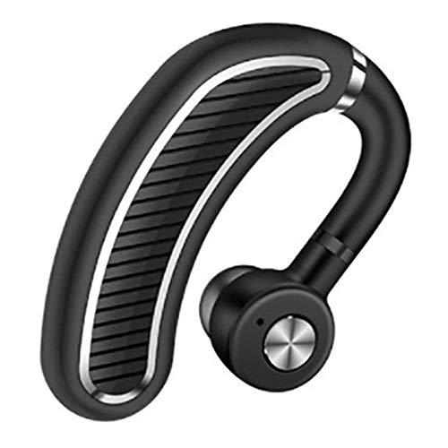 Cosye Auriculares inalámbricos Auriculares Deportivos para iPhone para Samsung Auriculares inalámbricos con Oreja Colgante de un Solo Lado