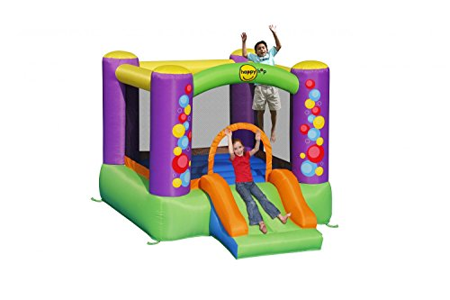 Happy Hop- Bubble Slide Bouncer, (9201B)