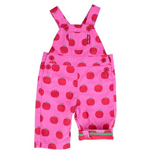 Toby Tiger - Pantalon - sans Manche - Bébé (Fille) 0 à 24 Mois Rosa 6 Mois