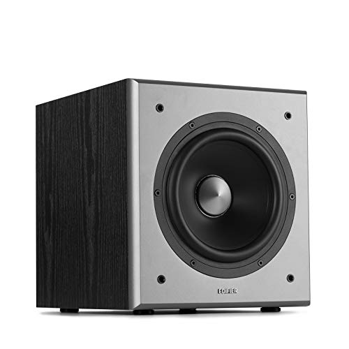 Edifier T5 Powered Subwoofer - 70w RMS Active Woofer with 8 inch...