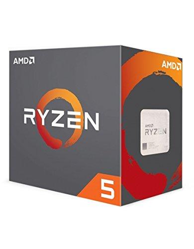 AMD Ryzen 5 1600x 3.6GHz - Procesador (A...