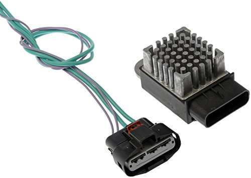 Dorman 902-310 Engine Cooling Fan Relay Kit for Select Chrysler/Dodge/Jeep Models