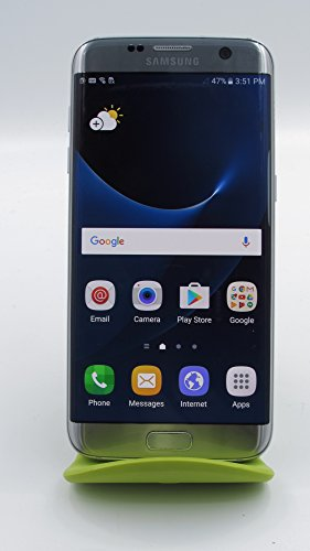 Samsung Galaxy GS7 Edge, Silver 32GB (Sprint)