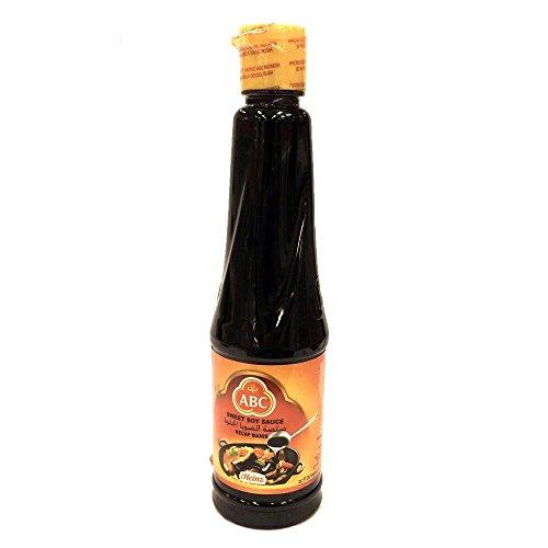 ABC Sweet Soy Sauce 'Ketjap Manis' 600ml Flasche (Süße Soja Sauce)