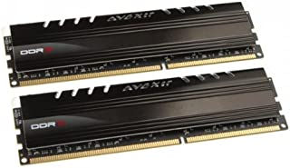 Avexir Core Series 8 GB ( 2 x 4 GB ) ddr3 – 2400 MHz DIMMキット(ブルーLED )