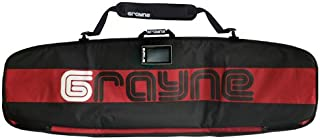 Grayne Premium Wakeboard Bag Red