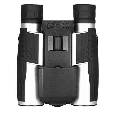 Digitales Fernglas HD-Multifunktionsfernglas für den Außenbereich LCD 16GB Digitales Fernglas mit Kamera 12X Zoom Video Photo Recorder Camcorde