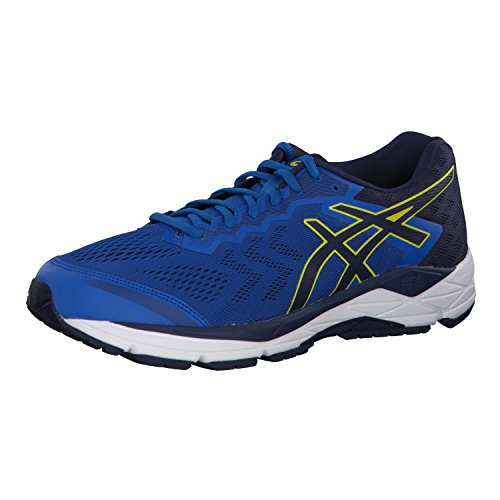 Asics Gel-Fortitude 8 (2e), Zapatillas de Running Hombre, Azul (Victoria Blueindigo Bluesulphur Spring 4549), 51.5 EU