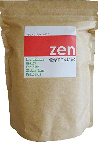 Nature Link(ネイチャーリンク) ゼンパスタ乾燥糸こんにゃく麺 イタリアで人気のZENPASTA ダイエットにぷるんぷあん糸こんにゃく(約25g×20個)ZEN