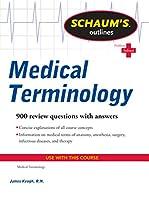 Schaum's Outlines Medical Terminology
