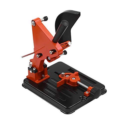 Festnight 100-125 Supporto per smerigliatrice angolare multifunzione Supporto per smerigliatrice Supporto per staffa da taglio per macchina da taglio per fresa angolare 100/115 / 125mm Utensile per la