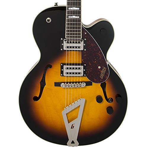 Gretsch Streamliner Hollow Body Aged Brooklyn Burst